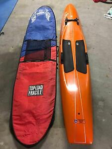 Kracka Prone Race Paddle Board - 80kg Fairlight Manly Area Preview