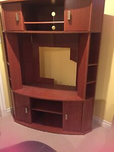 Great TV unit  with lots of storage!!