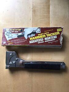 T50 hammer Tacker