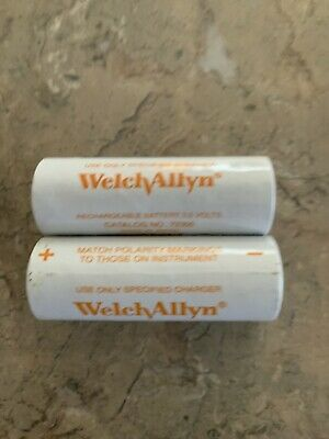 Welch Allyn 72300 Battery Used For Wall Plug In Handle 3.5v