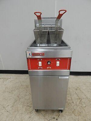 Vulcan 45 Lb. Gas Fryer 120000 Btu Model 1grd45