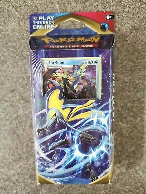 Pokemon Sword & Shield Inteleon Theme Deck : New and Sealed : Base Set TCG Cards