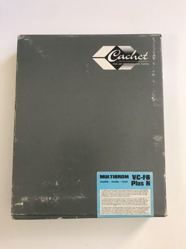 Vintage Cachet fine art photographic paper VC-FB plus N