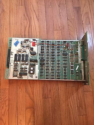 Atari Star Wars Vector Color X/Y Arcade Machine Video PCB Working with RFI board