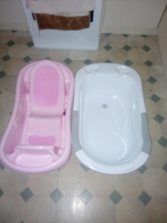 Baby baths x 2. Selling together or seperate