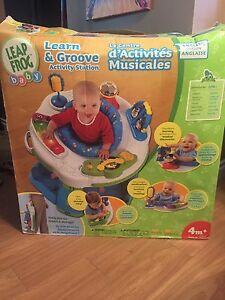 Leap Frog - baby saucer