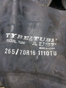 2 tyre tubes, new, Mermaid Beach Gold Coast City Preview