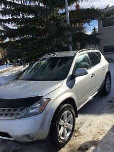NISSAN MURANO 2006 need nothing