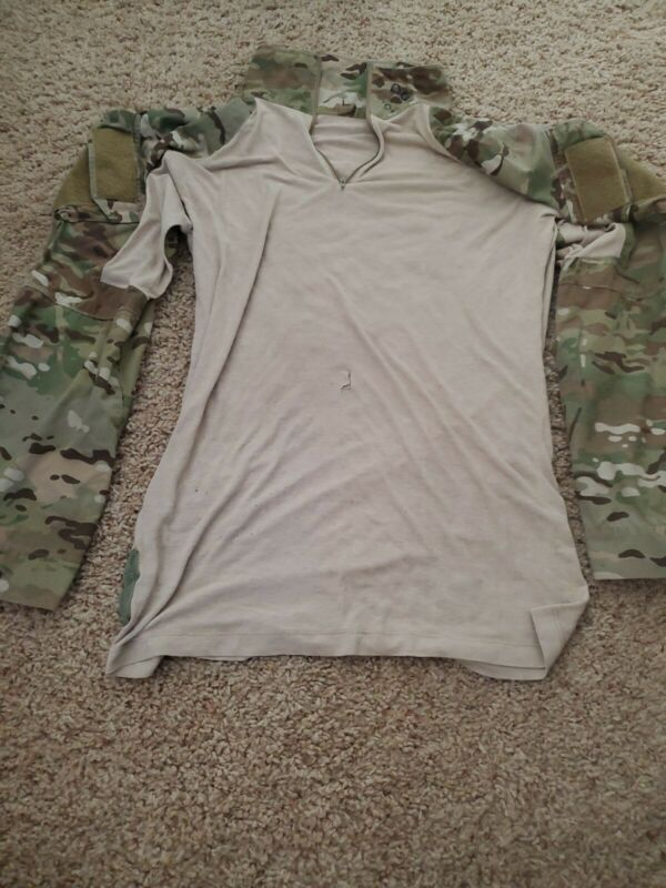 Crye Precsion Combat Top Army Custom Large Long
