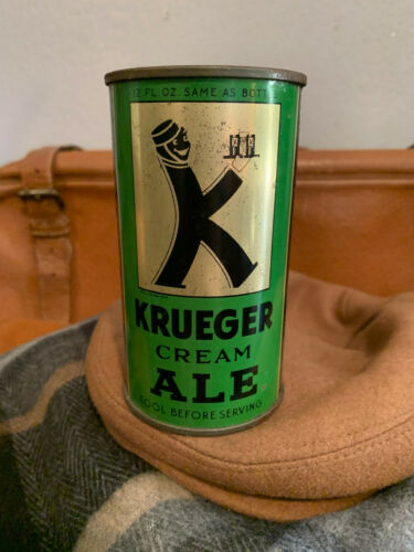 Krueger Cream Ale Flat Top