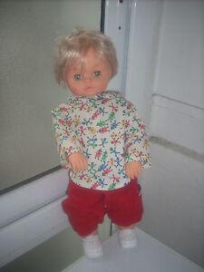bambola sebino anni 80 leggi.... - Italia - L'oggetto può essere restituito - Italia