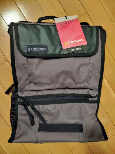 Timbuk2 Muttmover Backpack, Pet Carrier, Gunmetal/Black, Rare (2nd Generation)