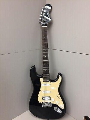 Fender Starcaster electric guitar Stratocaster HSS No Strings