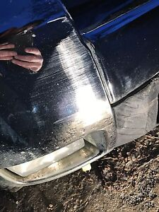 Looking for a replacement or aftermarket bumper for a 2008 chevy