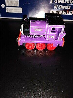 Thomas & Friends Charlie Gullane Take-N-Play Purple 14 DIecast Train Engine