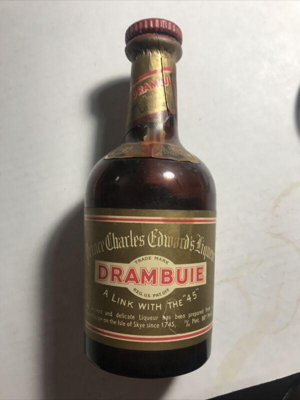 """Vintage Drambuie """"Prince Charles Edward"""