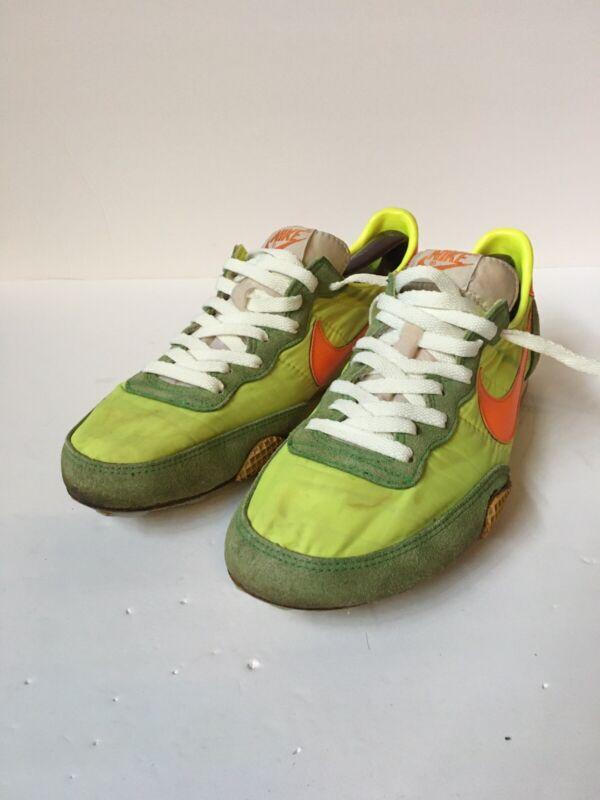 Vintage Nike Spike  Track Shoes 70s Vainqueur Rare