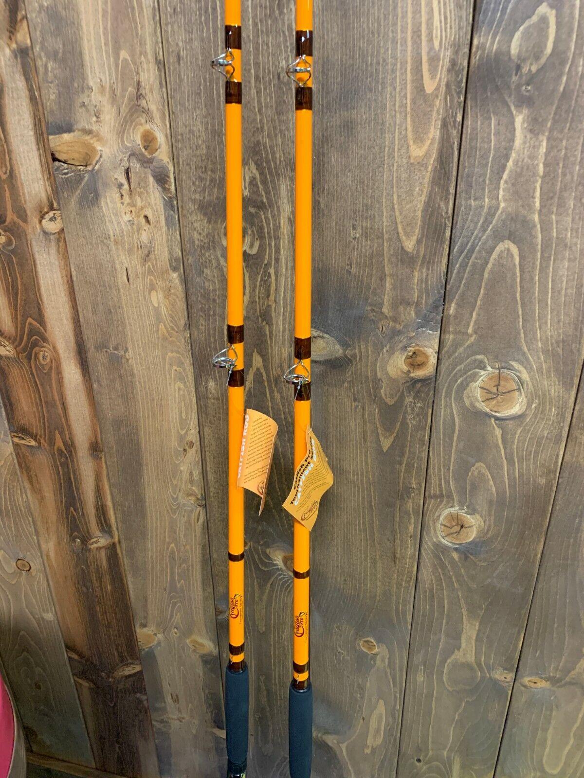 Catfish Pro Tournament Series Casting Fishing Rod 7'6 Heavy