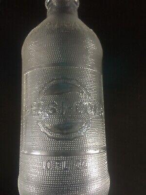 Antique Pepsi Old Pepsi-Cola 10 oz. Soda bottle Roughly Detailed glass Old Pepsi Bottles