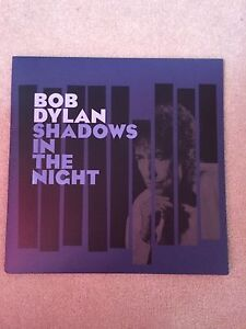 BRAND NEW Bob Dylan Shadows in the Night Record!! $10!