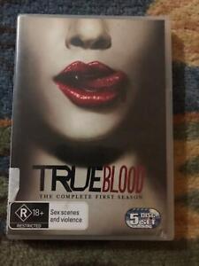 True Blood Complete 1st Season DVD