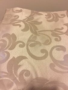 "Curtains- 96"" Taupe- blackout"