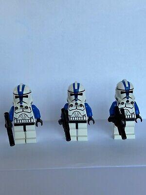 Lego Star Wars 501st Clone Trooper LOT OFFICIAL LEGO (Clone Army Customs Helmet)