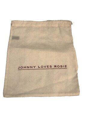 johnny loves rosie Dust Bag. 28cm-24cm