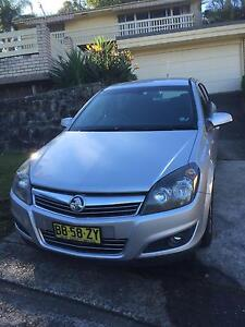 2008 Holden Astra Hatchback Collaroy Manly Area Preview