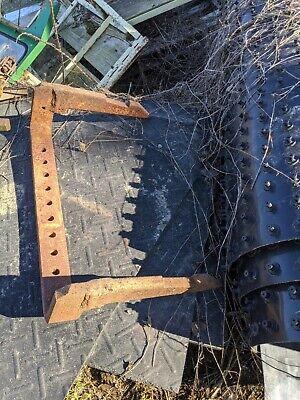 Original Ih Farmall 300 400 450 350  460 Row Crop Tractor - Fast Hitch Drawbar