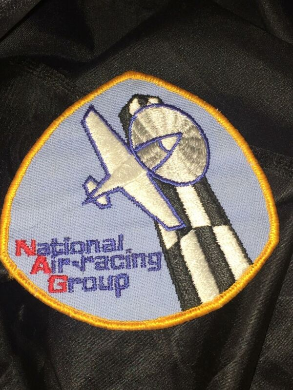 New National Air Racing Group Large Souvenir Patch