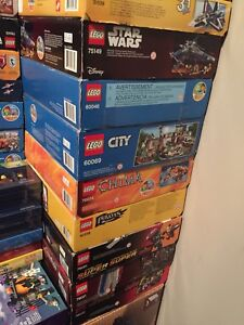 Lego lot for sale..asking 70% of retail. Lots to chose from