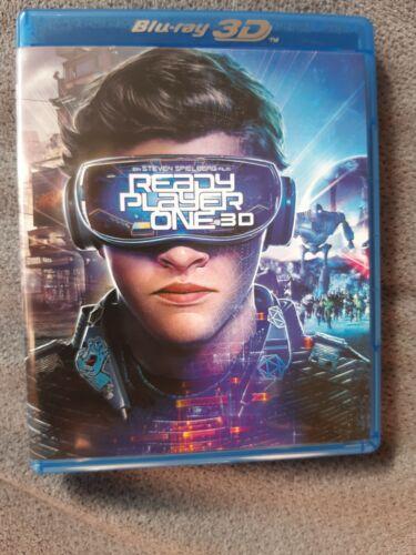 Blu Ray, Ready Player One 3D, 3D Film aus Sammlung