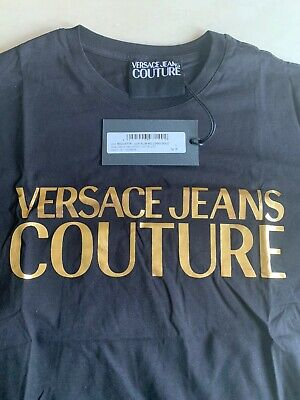 Versace  jeans couture t shirt Medium Slim Fit