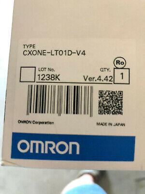 Omron Programming Software Cxone-lt01d-v4