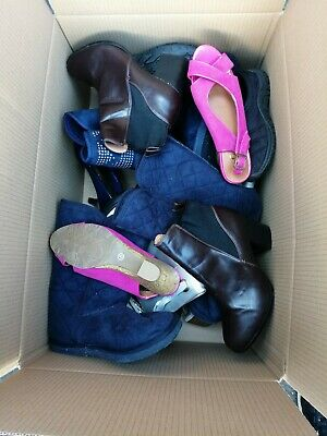 Second Hand used shoes / Grade a / Wholesale / Carboot / Market / UK Brands