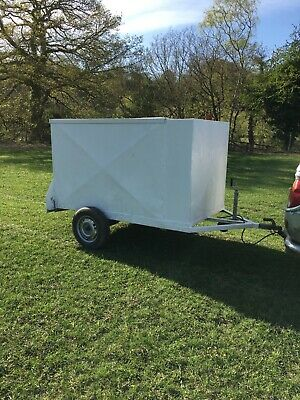 used car box trailers