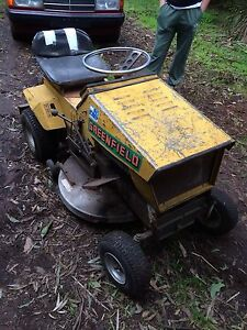 Ride on mower Rushworth Campaspe Area Preview