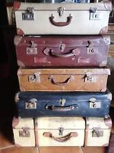 vintage suitcase stack Hernes Oak Latrobe Valley Preview