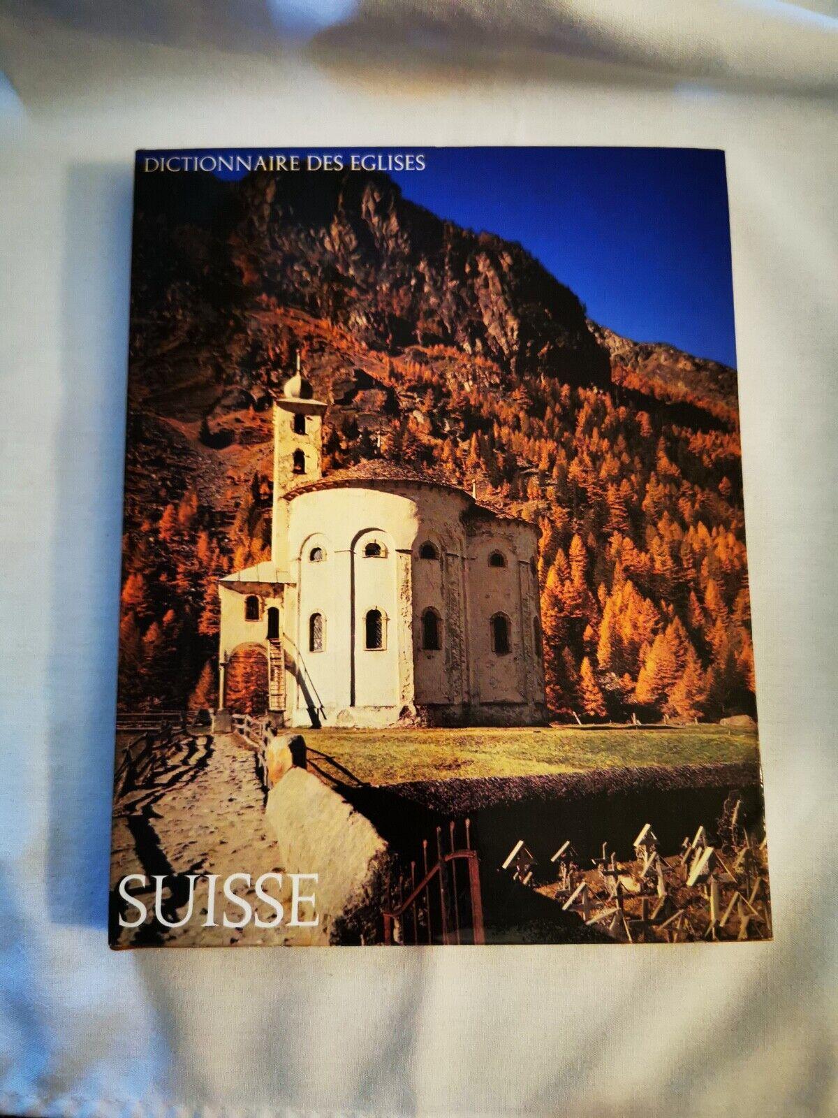 Dictionnaire des Églises. suisse