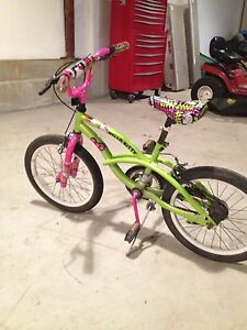 "Hello kitty 18"" bike"