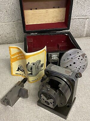 Michilin Punch Former Grind All Grinding Fixture