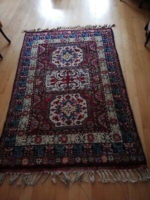 handgeknüpfter Teppich aus Marroko
