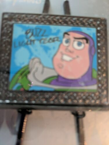 HKDL Pin - Oil Painting Series - Buzz Lightyear - LE800