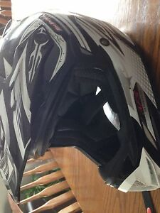 Zoan dirt bike/atv helmet