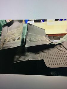 EUC GMC weather tech floor liners