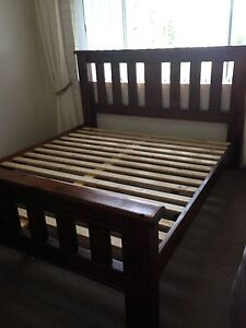 King bed and bed side tables Chapel Hill Brisbane North West Preview