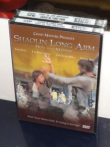 Shaolin-Long-Arm-Duel-Of-The-Masters-DVD-Tang-Wei-Cheng-BRAND-NEW