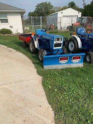 1982 Ford 1100 Compact Tractor