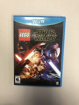 LEGO Star Wars: The Force Awakens (Nintendo Wii U, 2016)